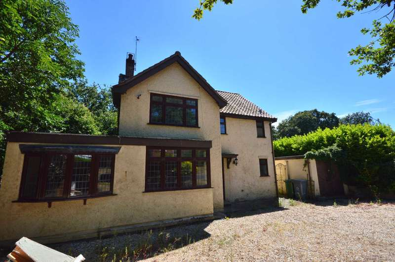 4 Bedrooms Detached House for sale in Taverham Road, Drayton