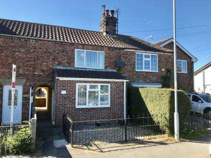 3 Bedrooms Terraced House for sale in Thames Street, Hogsthorpe, Skegness, Lincolnshire
