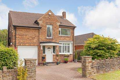 3 Bedrooms Detached House for sale in Button Hill, Sheffield, South Yorkshire