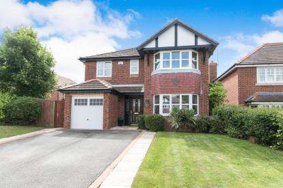 4 Bedrooms Detached House for sale in Gwynant, Old Colwyn, Conwy, North Wales, LL29
