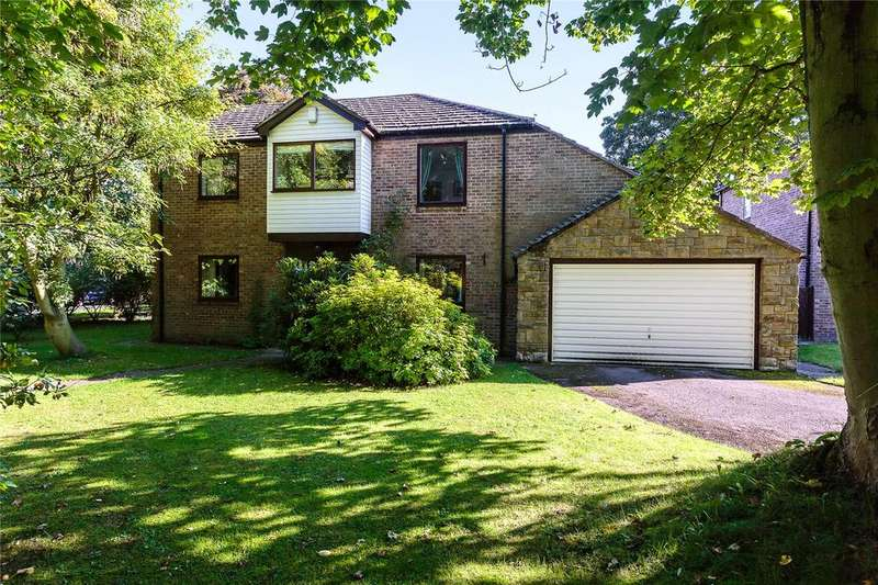 5 Bedrooms Detached House for sale in Fulford Park, Fulford, York, YO10