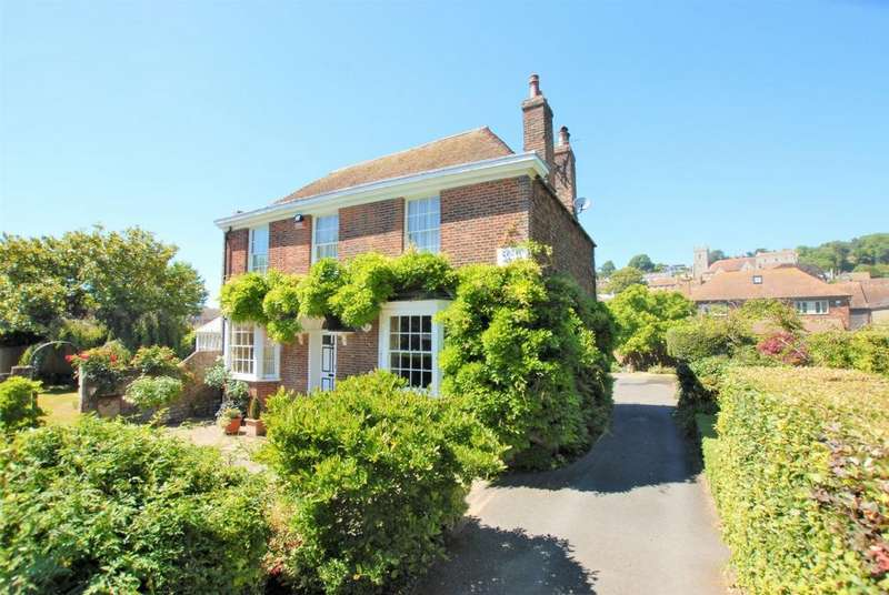 4 Bedrooms Detached House for sale in Prospect Road, Hythe, CT21