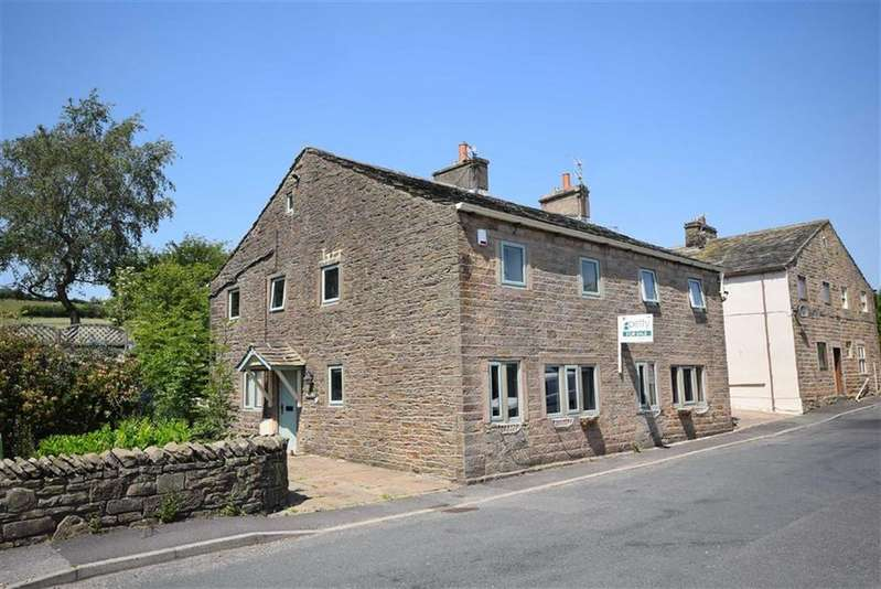 4 Bedrooms Cottage House for sale in Wheatley Lane Road, Fence, Lancashire