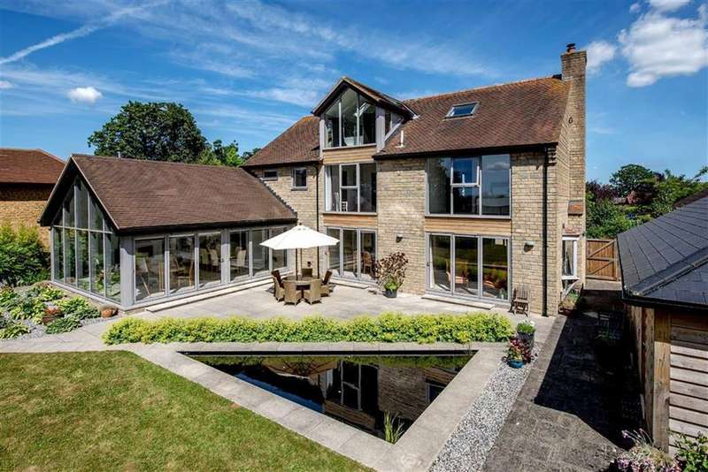 5 Bedrooms Detached House for sale in Gatchell Meadow, Trull, Taunton, Somerset, TA3