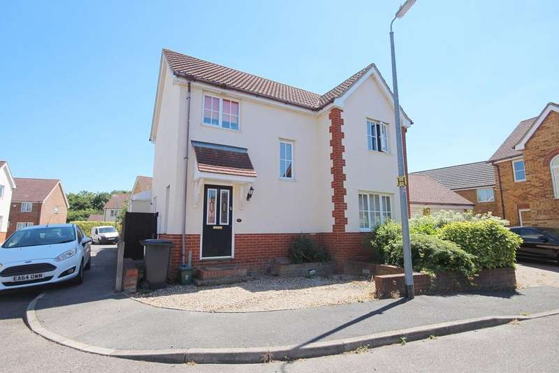 3 Bedrooms Detached House for sale in Martens Meadow, Braintree, CM7