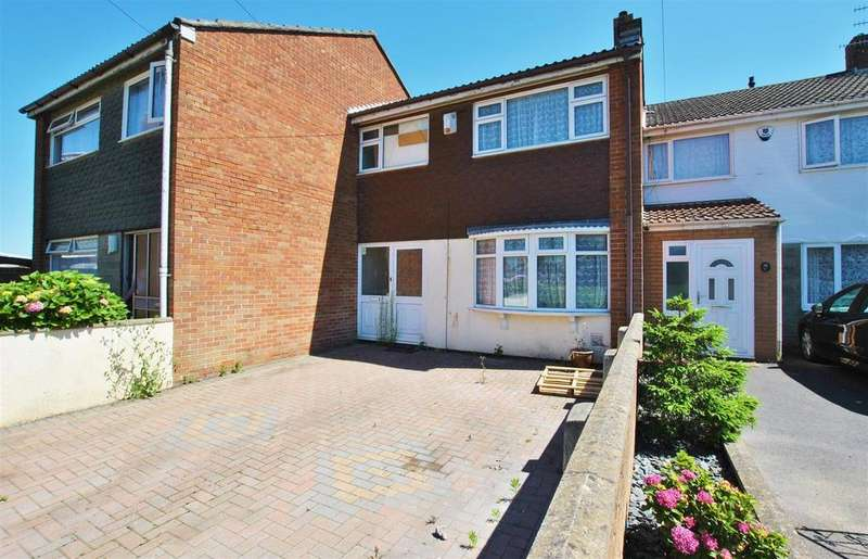 3 Bedrooms Terraced House for sale in Maynard Road, Hartcliffe