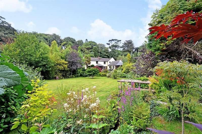4 Bedrooms Barn Conversion Character Property for sale in Kenwyn Valley, Truro