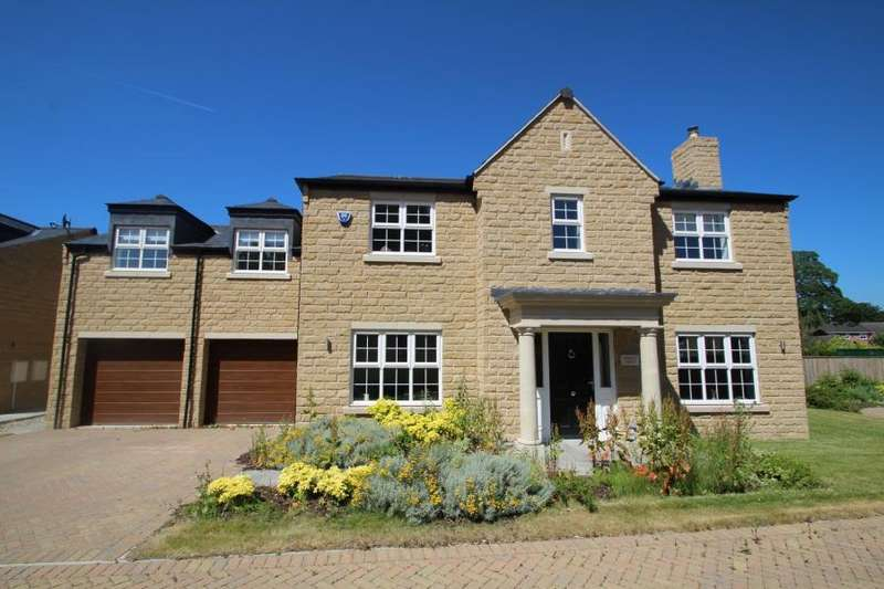 5 Bedrooms Detached House for sale in WALTON PLACE, THORP ARCH, WETHERBY, LS23 7GB