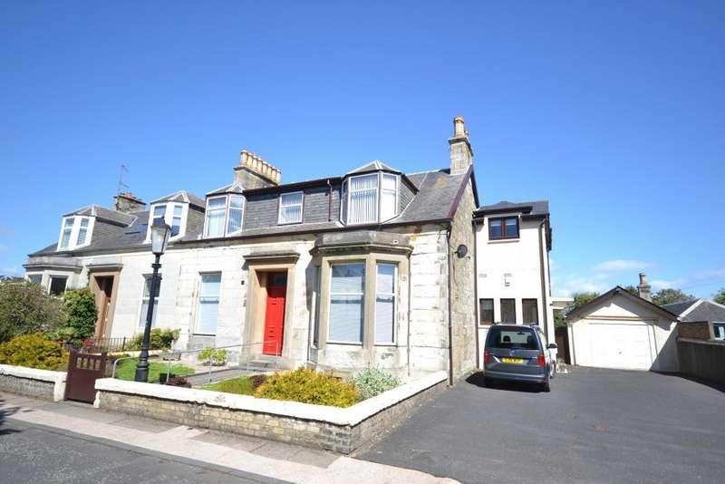 4 Bedrooms Villa House for sale in 3 Allanvale Road, Prestwick, KA9 1QX