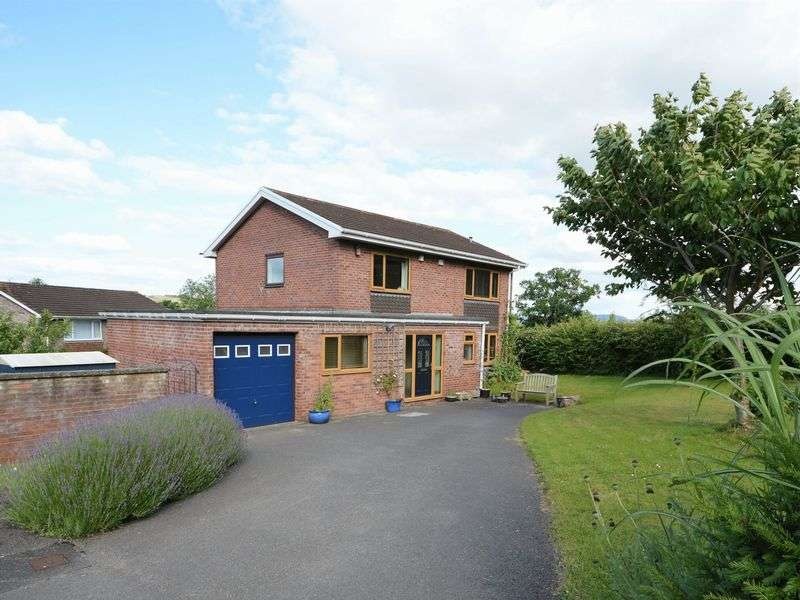 4 Bedrooms Property for sale in Elm Drive Llanellen, Abergavenny