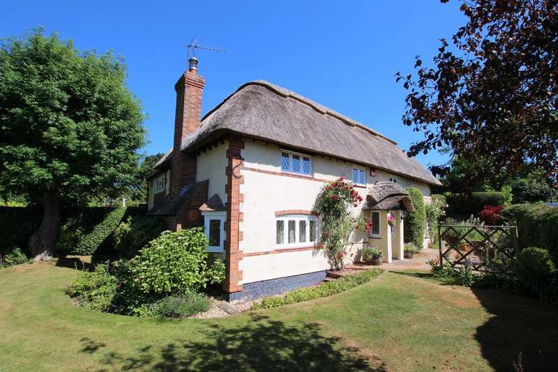 3 Bedrooms Cottage House for sale in SOAKE ROAD, DENMEAD