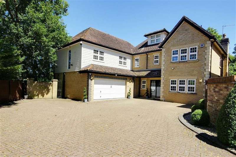 5 Bedrooms Detached House for sale in St James Road, Goffs Oak, Hertfordshire