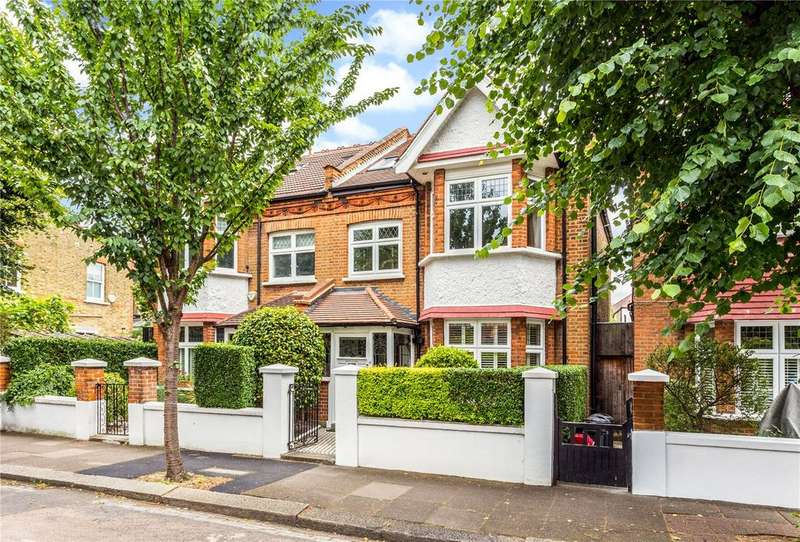 4 Bedrooms Semi Detached House for sale in Earldom Road, Putney, London, SW15