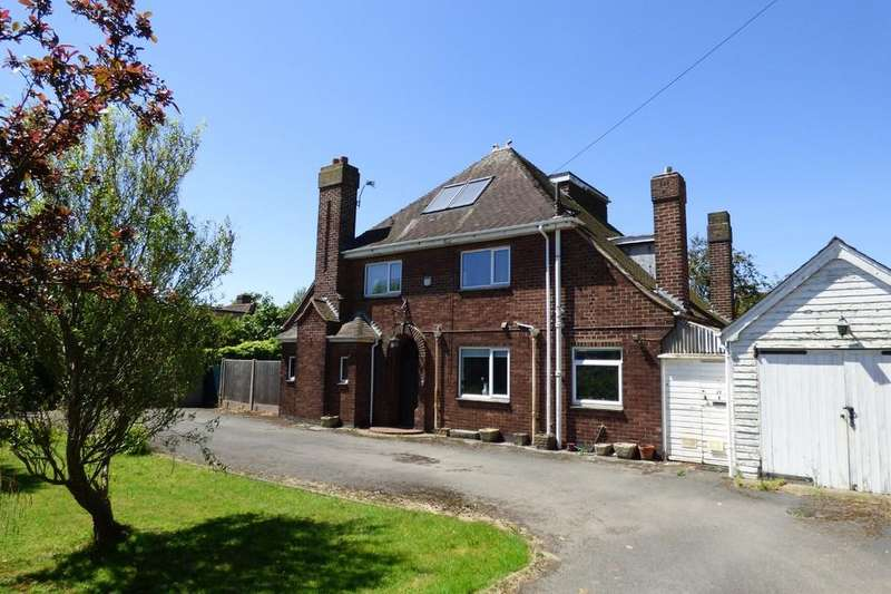 4 Bedrooms Detached House for sale in Brizlincote Lane, Burton-on-Trent