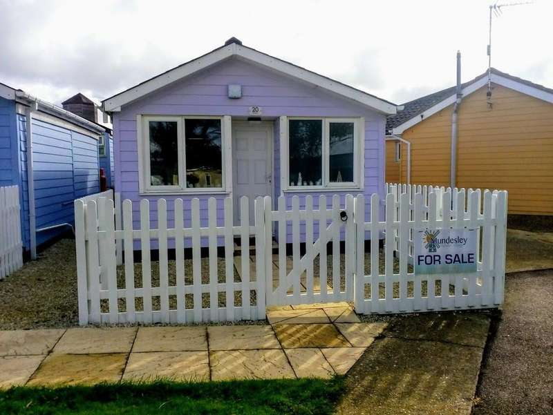 1 Bedroom Detached Bungalow for sale in Paston Road, Mundesley
