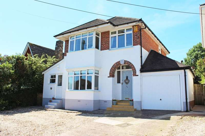 4 Bedrooms Detached House for sale in Newlands Road, Sidmouth, EX10