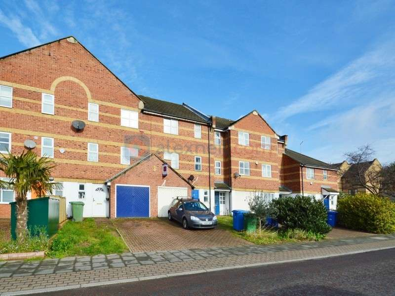 5 Bedrooms Town House for sale in Plough Way, Surrey Quays SE16