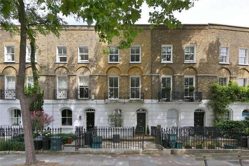 4 Bedrooms Terraced House for sale in Cloudesley Road, Islington, London, N1