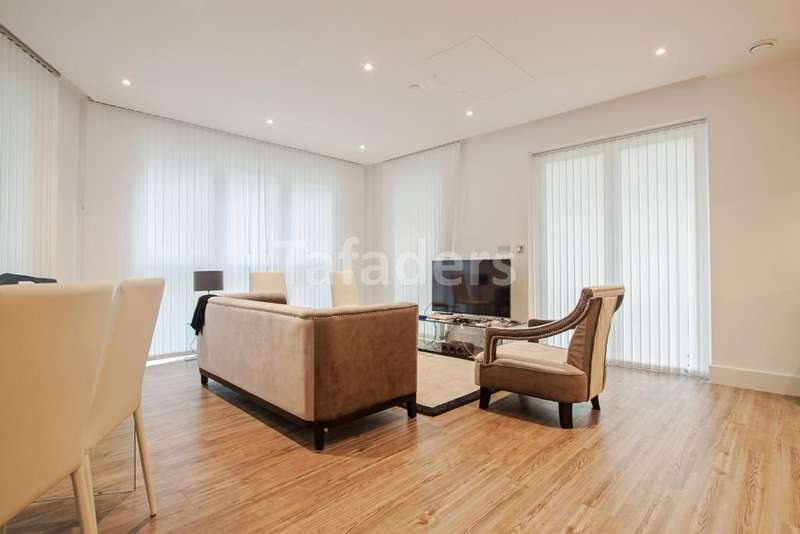 3 Bedrooms Duplex Flat for sale in Aldgate Place, Leman Street, London, E1