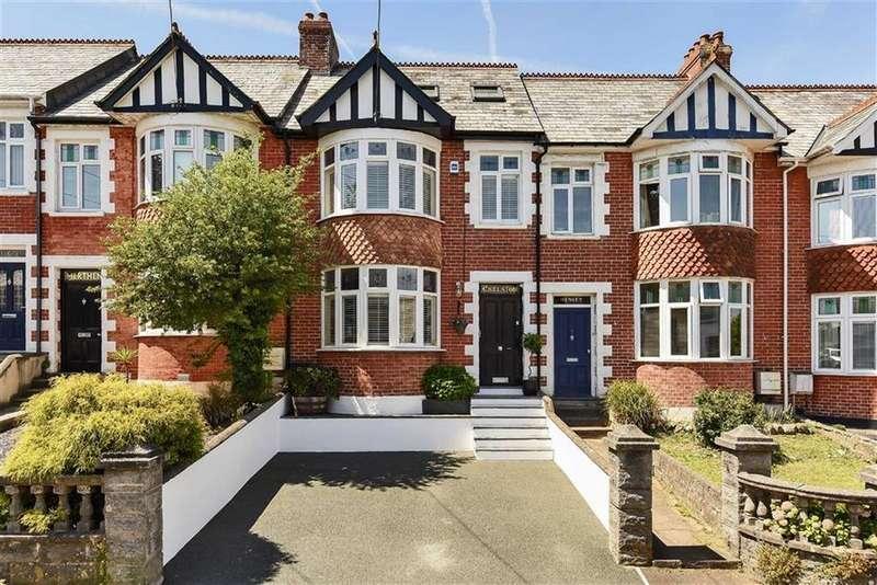 4 Bedrooms Semi Detached House for sale in Fernleigh Road, Wadebridge, Cornwall, PL27