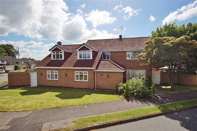 5 Bedrooms Detached House for sale in Burbage