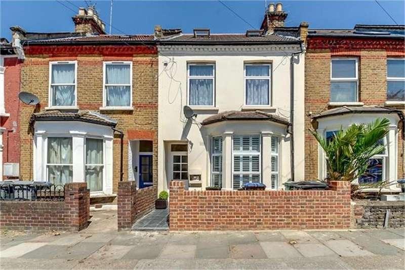 2 Bedrooms Flat for sale in Chaplin Road, London