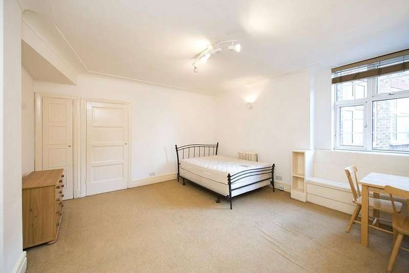 Studio Flat for sale in College Crescent, Swiss Cottage, London, NW3