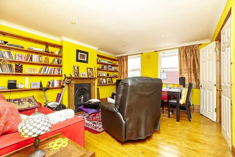 2 Bedrooms Apartment Flat for sale in Belmont Street, London, NW1