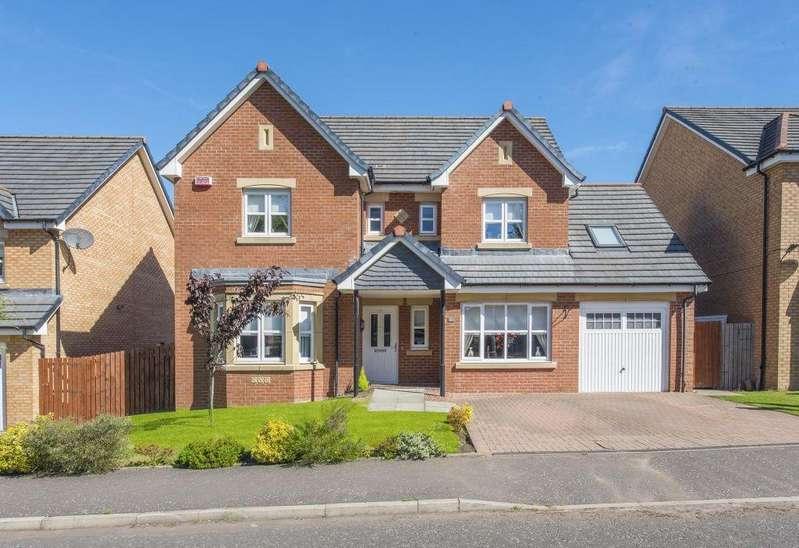 4 Bedrooms Detached Villa House for sale in 32 Linnet Drive, Woodilee, Glasgow, G66 3DG