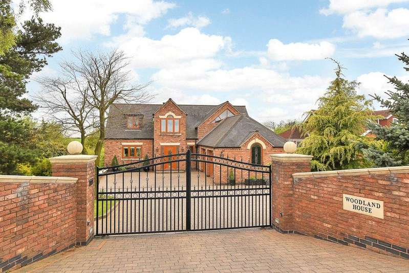 6 Bedrooms Detached House for sale in Coxmoor Road, Sutton-In-Ashfield, Nottinghamshire