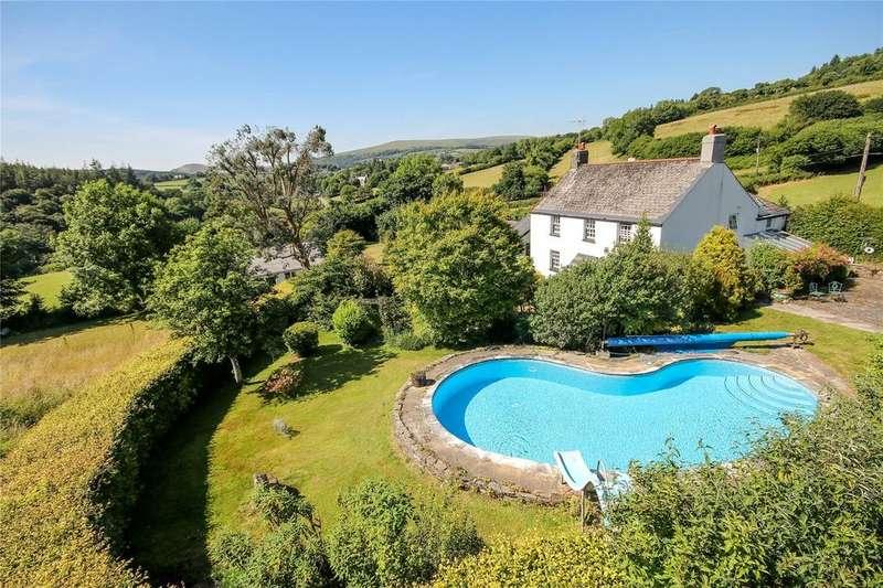 5 Bedrooms Detached House for sale in Cornwood, Ivybridge, Devon, PL21