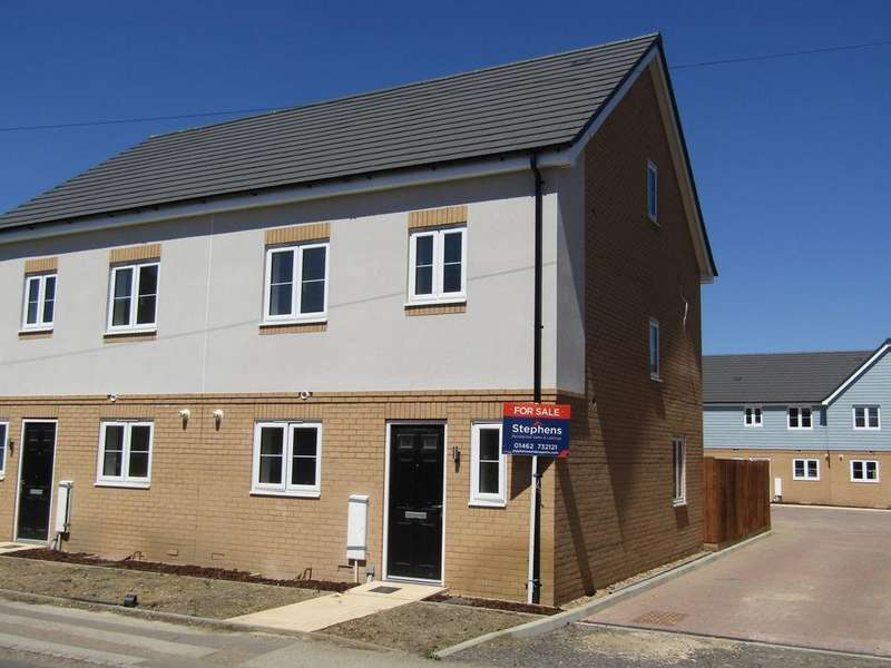 3 Bedrooms Semi Detached House for sale in Clifton Road, Henlow SG16