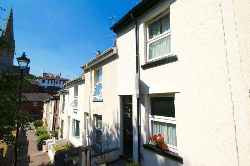 3 Bedrooms Terraced House for sale in Napier Terrace, Exeter
