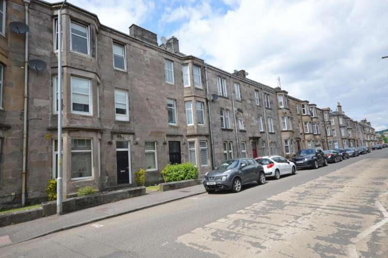 1 Bedroom Flat for sale in Bonhill Road, Dumbarton G82 2DH