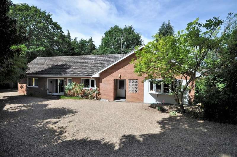 3 Bedrooms Detached Bungalow for sale in Stanway Green, Stanway, CO3 0RA