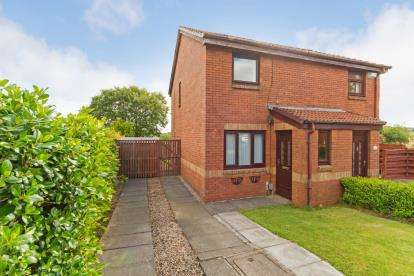 2 Bedrooms Semi Detached House for sale in Avonmouth Place, Gourock