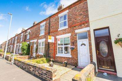 2 Bedrooms Terraced House for sale in Gorsey Lane, Warrington, Cheshire