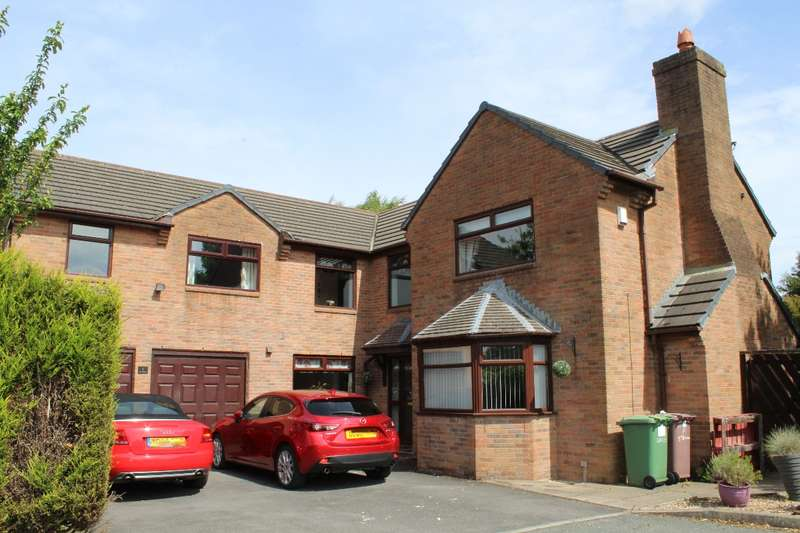 5 Bedrooms Detached House for sale in The Gables Eccleston Park L34