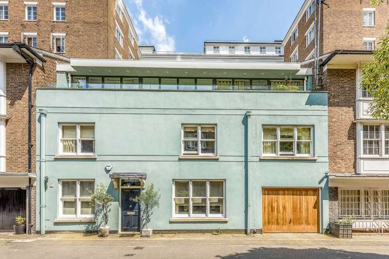 8 Bedrooms House for sale in Bryanston Mews West, Marylebone, W1H