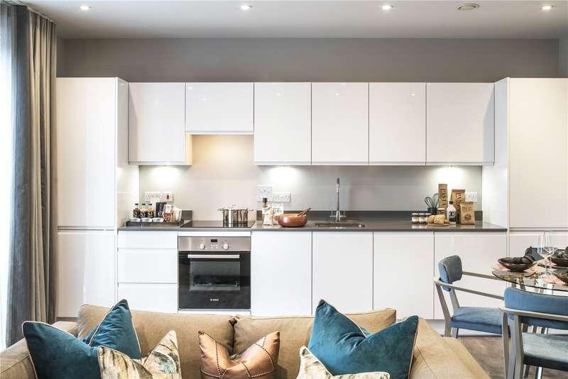 2 Bedrooms Flat for sale in Aberfeldy New Village, Poplar, Blair Street, London, E14