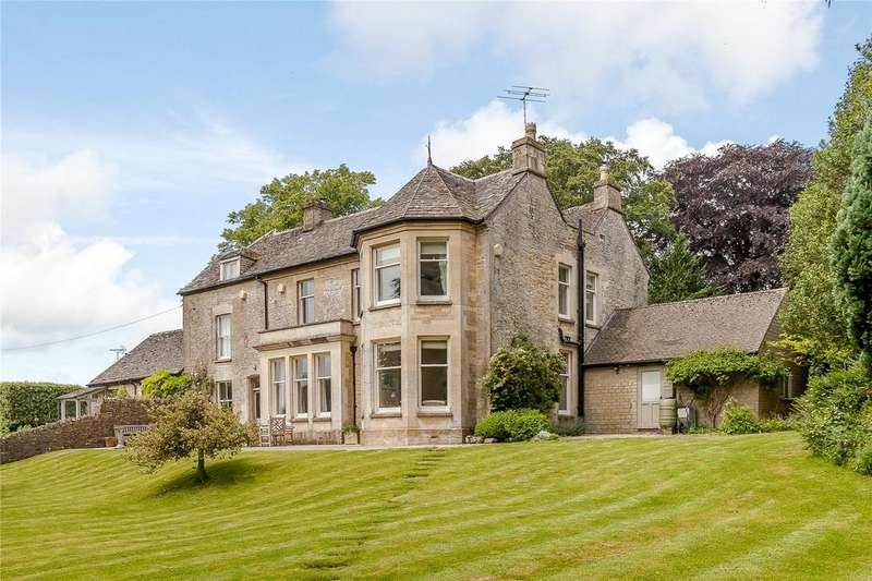4 Bedrooms Semi Detached House for sale in Brimpsfield, Gloucester, Gloucestershire