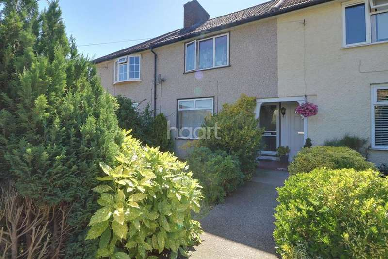 2 Bedrooms Terraced House for sale in Nuneaton Road, Dagenham