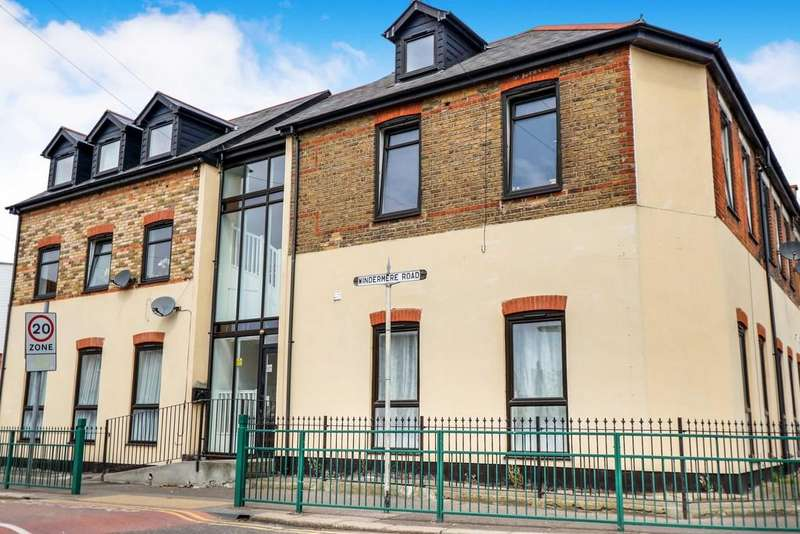 8 Bedrooms Flat for sale in INVESTMENT OPPORTUNITY, The Yard, Chase Road, Southend-On-Sea