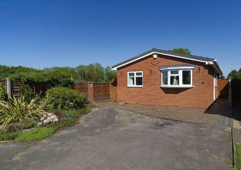 3 Bedrooms Detached Bungalow for sale in Off School Lane, Coven, Wolverhampton