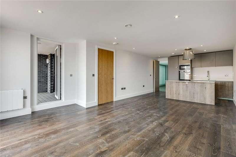 2 Bedrooms Flat for sale in 25 Downham Road, London, N1