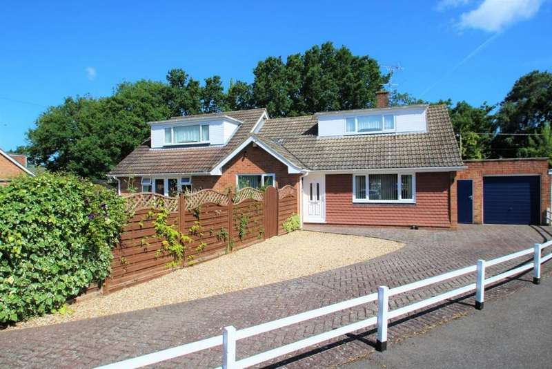 4 Bedrooms Detached House for sale in Kirkwood Crescent, Burghfield Common, RG7