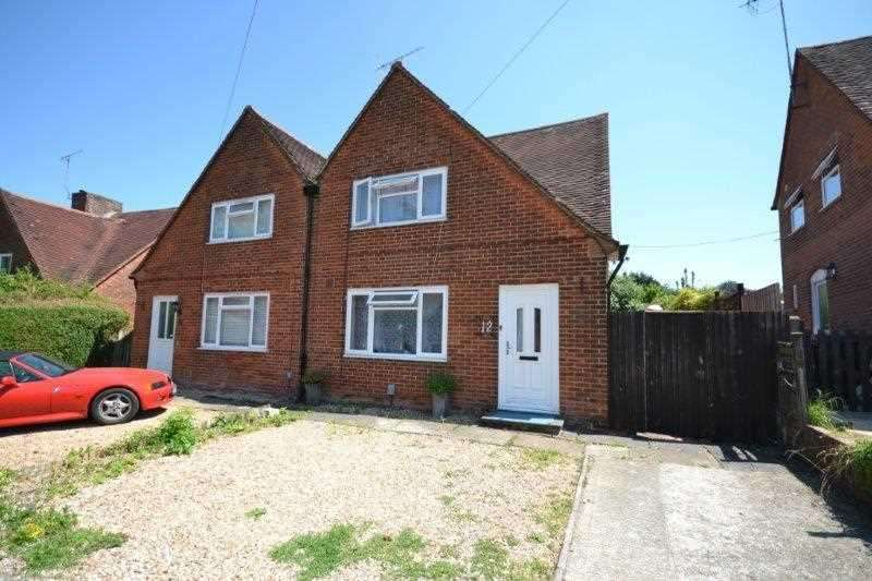 2 Bedrooms Semi Detached House for sale in Stuart Crescent, Winchester