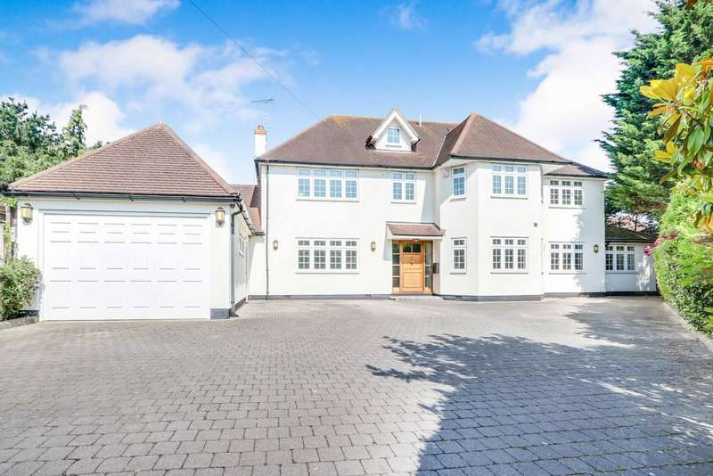 7 Bedrooms Detached House for sale in Merilies Close, Westcliff-on-Sea