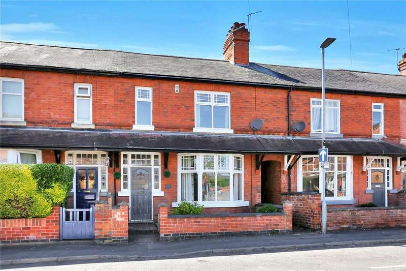 4 Bedrooms Terraced House for sale in Quorn Avenue, Melton Mowbray, Leicestershire