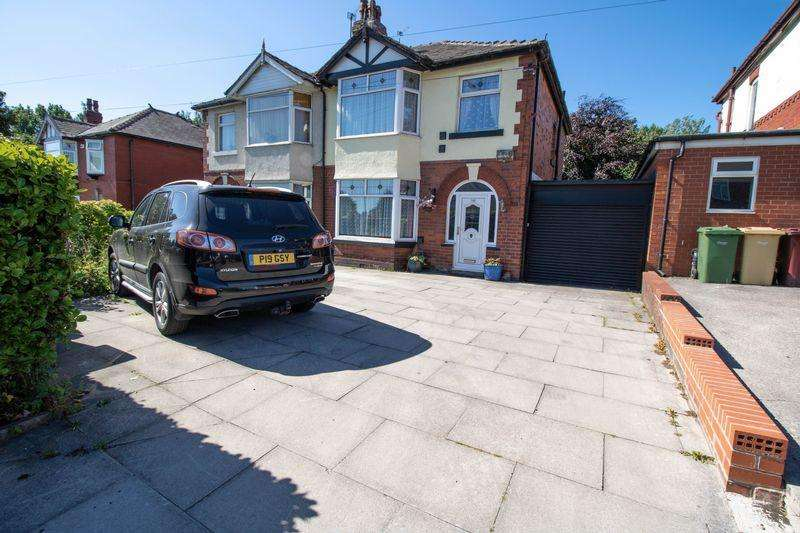 3 Bedrooms Semi Detached House for sale in Bolton Road, Kearsley, Bolton